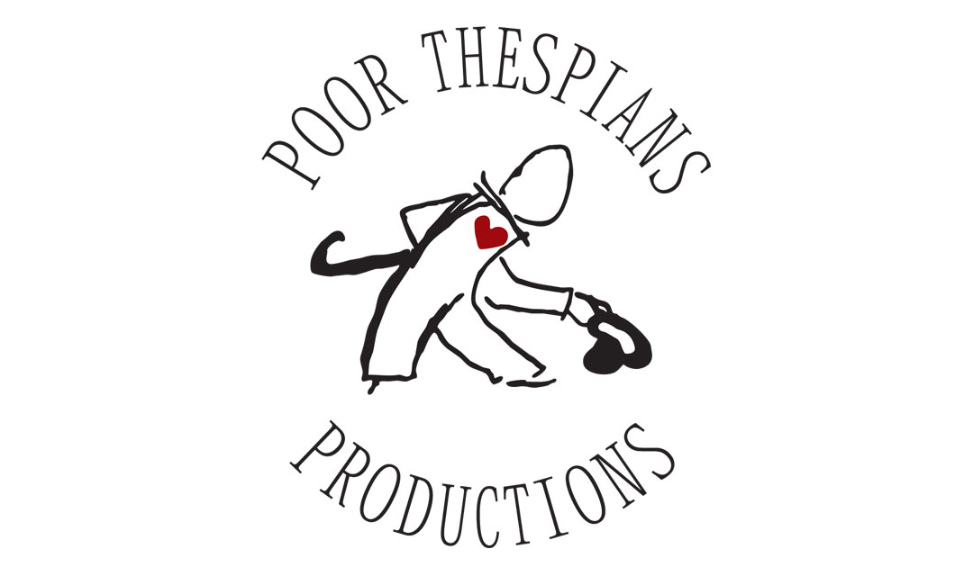 Poor Thespians Productions Logo